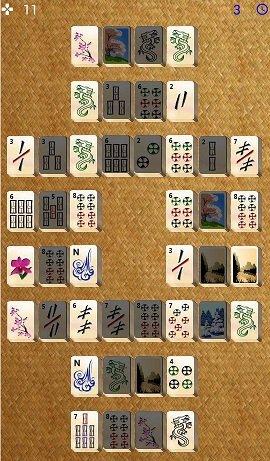 سورس بازی Mahjong